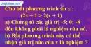Bài 56 trang 58 SBT toán 8 tập 2