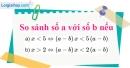 Bài 58 trang 58 SBT toán 8 tập 2