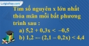 Bài 59 trang 58 SBT toán 8 tập 2