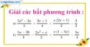 Bài 83 trang 62 SBT toán 8 tập 2