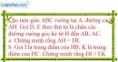 Bài 122 trang 95 SBT toán 8 tập 1