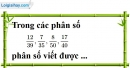Bài 9.1, 9.2, 9.3, 9.4 phần bài tập bổ sung trang 24, 25 SBT toán 7 tập 1