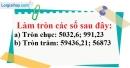Bài 94 trang 25 SBT toán 7 tập 1