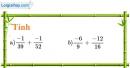 Bài 10 trang 8 SBT toán 7 tập 1