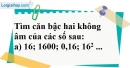 Bài 110 trang 28 SBT toán 7 tập 1