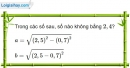 Bài 112 trang 29 SBT toán 7 tập 1