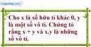 Bài 115 trang 29 SBT toán 7 tập 1