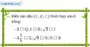 Bài 117 trang 30 SBT toán 7 tập 1