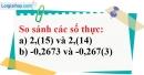 Bài 118 trang 30 SBT toán 7 tập 1