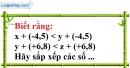 Bài 122 trang 31 SBT toán 7 tập 1