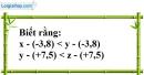 Bài 123 trang 31 SBT toán 7 tập 1