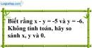Bài 125 trang 31 SBT toán 7 tập 1