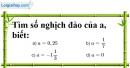 Bài 131 trang 33 SBT toán 7 tập 1