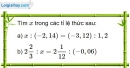 Bài 133 trang 33 SBT toán 7 tập 1