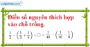 Bài 13 trang 9 SBT toán 7 tập 1