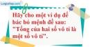 Bài 136 trang 33 SBT toán 7 tập 1