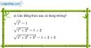 Bài 137 trang 33 SBT toán 7 tập 1