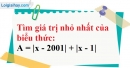 Bài 141 trang 34 SBT toán 7 tập 1