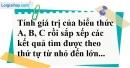 Bài 14 trang 9 SBT toán 7 tập 1