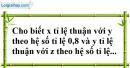 Bài 4 trang 65 SBT toán 7 tập 1