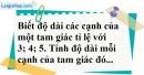 Bài 14 trang 67 SBT toán 7 tập 1