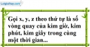Bài 16 trang 67 SBT toán 7 tập 1