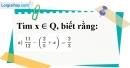 Bài 16 trang 9 SBT toán 7 tập 1