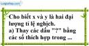 Bài 18 trang 68 SBT toán 7 tập 1
