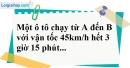 Bài 22 trang 69 SBT toán 7 tập 1