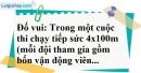Bài 29 trang 70 SBT toán 7 tập 1