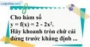Bài 38 trang 72 SBT toán 7 tập 1