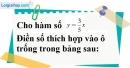 Bài 39 trang 73 SBT toán 7 tập 1