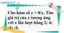 Bài 41 trang 73 SBT toán 7 tập 1