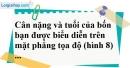 Bài 49 trang 75 SBT toán 7 tập 1