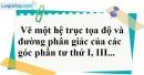 Bài 50 trang 76 SBT toán 7 tập 1