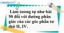 Bài 51 trang 76 SBT toán 7 tập 1