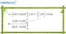 Bài 23 trang 11 SBT toán 7 tập 1