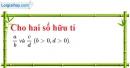 Bài 5 trang 5 SBT toán 7 tập 1