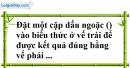 Bài 34 trang 13 SBT toán 7 tập 1