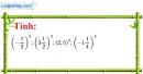 Bài 39 trang 14 SBT toán 7 tập 1