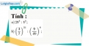 Bài 44 trang 15 SBT toán 7 tập 1
