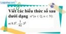 Bài 45 trang 15 SBT toán 7 tập 1
