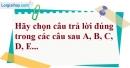 Bài 49 trang 16 SBT toán 7 tập 1