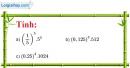 Bài 50 trang 17 SBT toán 7 tập 1