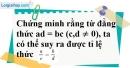 Bài 67 trang 20 SBT toán 7 tập 1