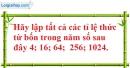 Bài 68 trang 20 SBT toán 7 tập 1