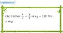 Bài 71 trang 20 SBT toán 7 tập 1