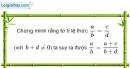 Bài 72 trang 20 SBT toán 7 tập 1