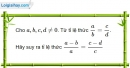 Bài 73 trang 20 SBT toán 7 tập 1