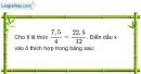 Bài 7.1, 7.2, 7.3, 7.4 phần bài tập bổ sung trang 21 SBT toán 7 tập 1